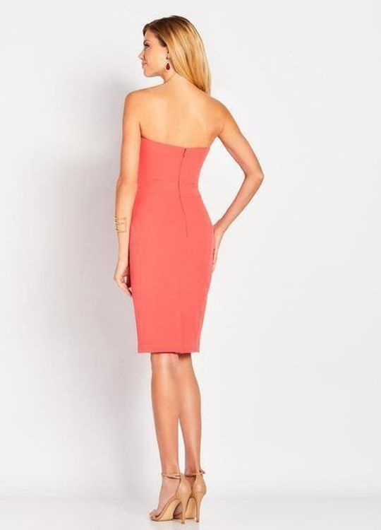 SOCIAL OCCASIONS BY MON CHERI - 119830SC STRAPLESS FITTED DRESS