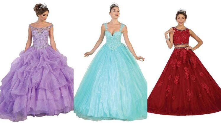 Quinceanera Dresses In 2021