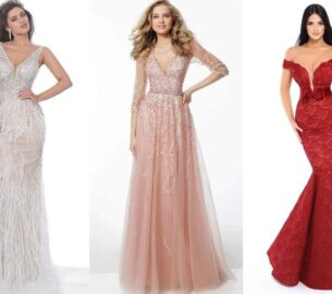 Chic after prom dresses