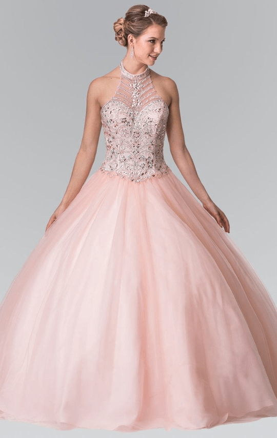 pretty quinceanera gowns